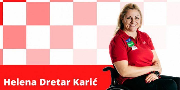 INTERVJU, HELENA DRETAR KARIĆ Iz sportskog aspekta, ovo je bila jako gorka godina iz koje ću puno toga zapamtiti