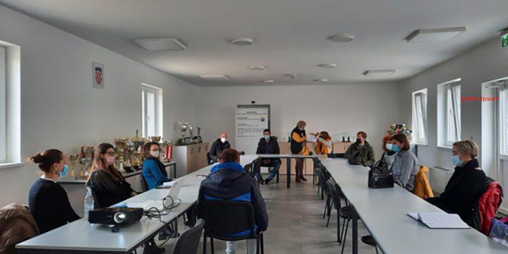 ZAGREB: Gosti iz Šibenika oduševljeni posjetom Ustanovi URIHO