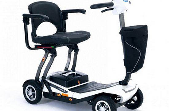 STKI URIHO Vrhunski sportaši s invaliditetom mole donacije za elektromotorni skuter Scorpius